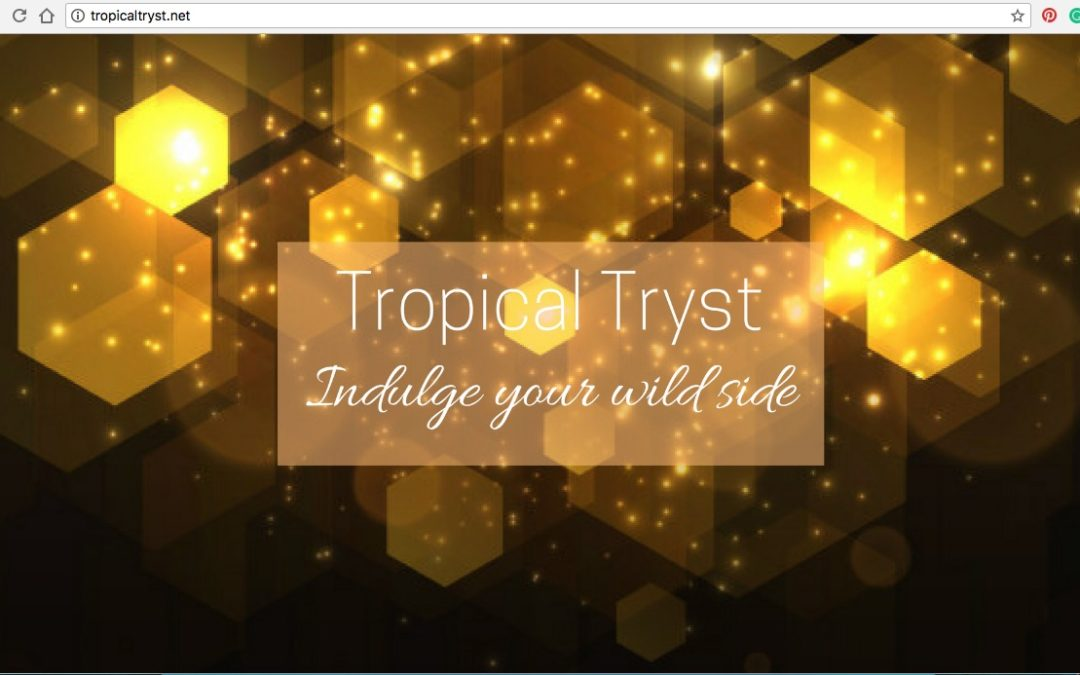 Tropical Tryst: Landing Page Copy